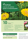 OrnaProtect - Ornamental Plants Aphid Species Parasitoides Brochure