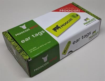 Moocall - Model RFID - Long Range Eartags