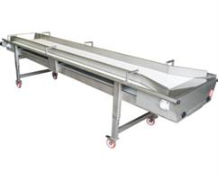 Pera Pellenc - Model TTB - Belt Grape Sorting Table