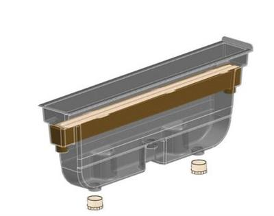 MultiWit - Trap-Tub for Bark Beetle Slit Traps