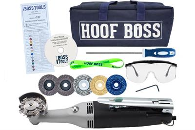 Boss Tools - Complete Sheep Hoof Care / Trimming Set