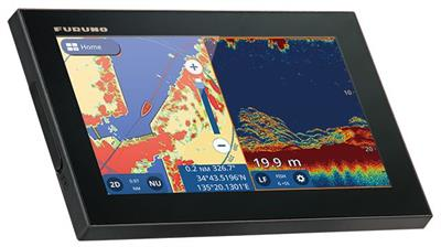 Furuno - Model GP-1971F - GPS/WAAS Chart Plotter With Built-In Chirp Fish Finder