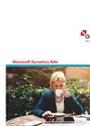 Microsoft Dynamics - Version NAV - Multi-Language, Multi-Currency Enterprise Resource Management Software Brochure