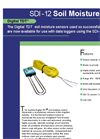 Model SDI -12 - Digital Soil Moisture Sensor Brochure