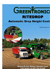 RiteDrop - Automatic Drop Height Controller Brochure