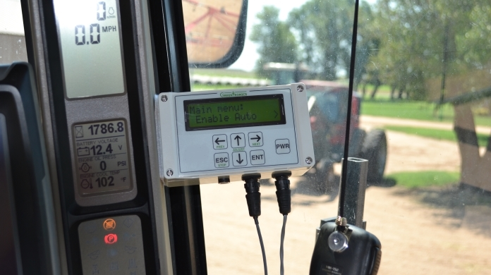 Sprayer Boom Height Controller-2