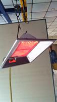 THD - Model THD2606-1 - Infrared poultry farm heater gas brooder