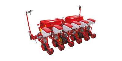 Model AGT DGS8 - Pneumatic Seed Drills