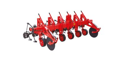 Model AGT CR7 - Inter-Row Cultivator