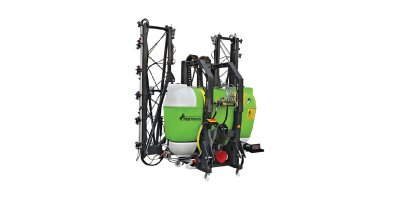 Agroturk - Model AGT SM1000 - Field Crop Sprayer