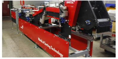 Aweta - Apple Sorting System