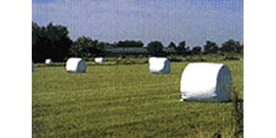 Stretchwrapped Bales Polyethylene Film