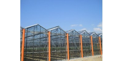 Artigianfer - Model STO - Solar Glass Greenhouse