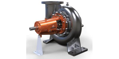Rodelta - Model WN+/WNL+ (OH1) - Overhung End Suction, Volute Casing, Radially Split Pump