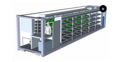 Farmflex - Flexible and Climate Controlled Freight Container