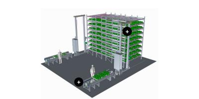 PlantFactory - Climate Controlled Plant