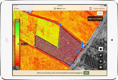 WineFlight - Precision Viticulture Software