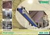 Conic - Model MIX-300 - Substrates Mixer Brochure