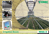 Rega - Model 2 - Automatic Irrigation Wagon for Greenhouses Brochure