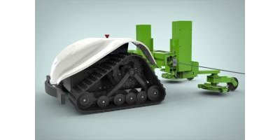 Agrirobot - Automatic Soil Management Robotics Mower