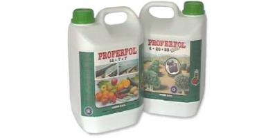 Liquid Formulas Fertilizer