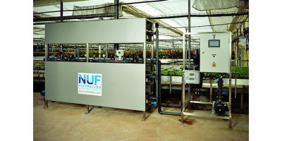 Greenhouses and Nurseries Filtration & Sanitation Systems
