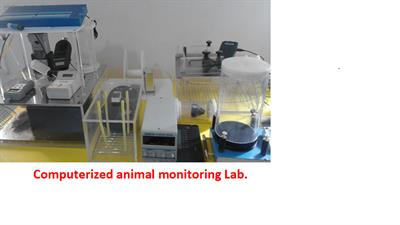 Cat. #: kAMS     - Computerized animal monitoring Lab.