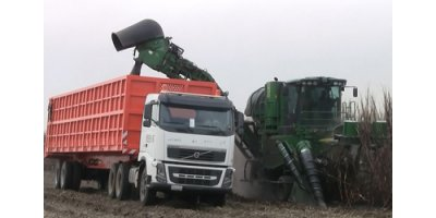 Heavy Duty 2-Axle Rigid Dump Semitrailer