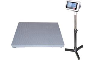 Electronc Platform Weighing Scale - Model KW - SCALES/BALANCES