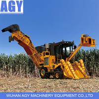 AGY - 350hp heavy duty sugarcane harvester for sale