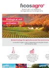 Ficosagro - Biological Soil Activator Brochure