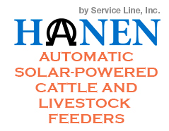 Hanen Automatic Cattle Feeders - a brand by Service Line, Inc.