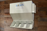 Hanen Automatic Livestock Feeder - Model LSF-4 - Hanen Automatic Four Head Livestock Feeder