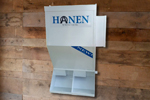 Hanen Automatic Livestock Feeder - Model LSF-2 - Two Head Livestock Feeder