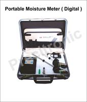 PRECITRONIC INSTRUMENTATION & CONTROLS - Model DMM-11 - Digital Cotton Moisture Meter