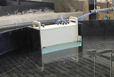 Ultraaqua - Model 220 W SS/PP & 350 W SS/PP Series - Open Channel UV Disinfection Systems