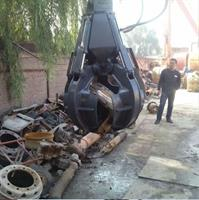 lydite - BY1000H - Clamshell Grapple Excavator Hydraulic