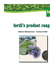 Fertilpot - Model NT - Biodegradable Pots  Brochure