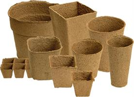 Fertilpot - Biodegradable Pots