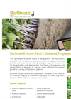 BioStrate - Microgreen Propagation Felt Absorbs Brochure