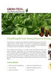 FlexiPlugs - Stabilized Peat Plugs for Professional Grower Brochure