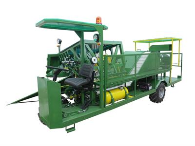Polana - Model SP-09 - Harvesting Machine for Red Currant, Aronia, Rosehip & Raspberry