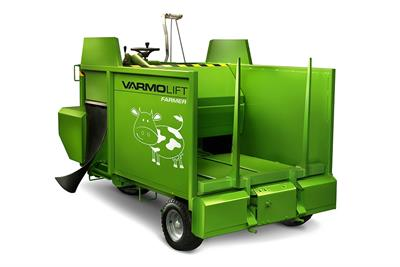 Varmo Lift Farmer - Fodder Wagon