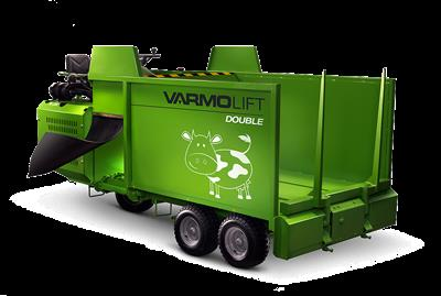 Varmo Lift Double - Fodder Wagon