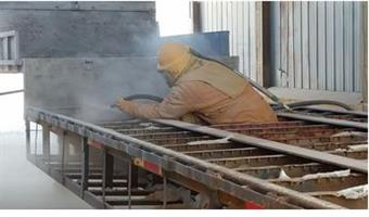 Northern-Trailer - Sandblasting and Paint Services