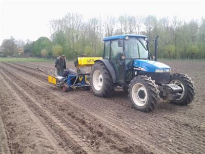 MDE - Model PM20 - Twin Planting Machine