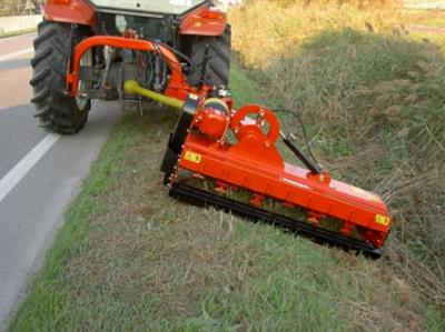 Forigo - Model FTL8 - Flexible Steerable Mower