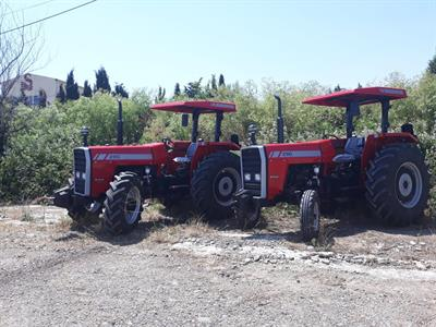 FARMTRAKTOR - Model 290-4WD 85HP - Tractor