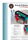 KW Automation - Brush Polishers Brochure