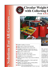 KW Automation - Circular Weight Grader with Collecting Drums Brochure